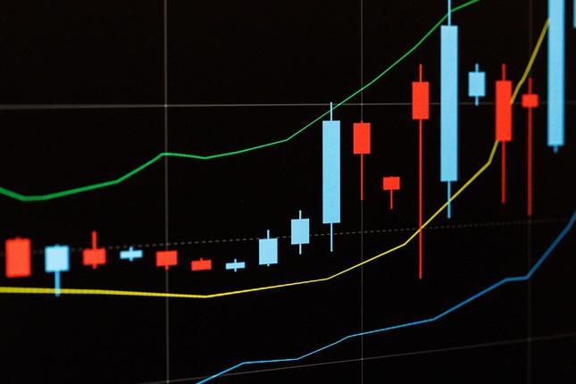 リコー株価が年初来高値を更新しづつけている