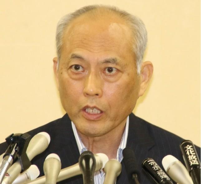 前東京都知事の舛添要一氏