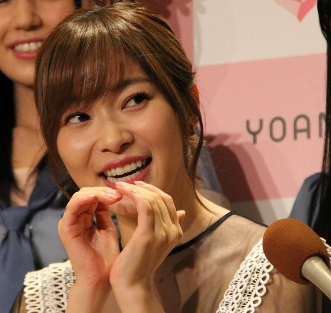 指原莉乃さん(写真は2017年5月撮影)
