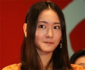 新垣結衣さん(2007年撮影)