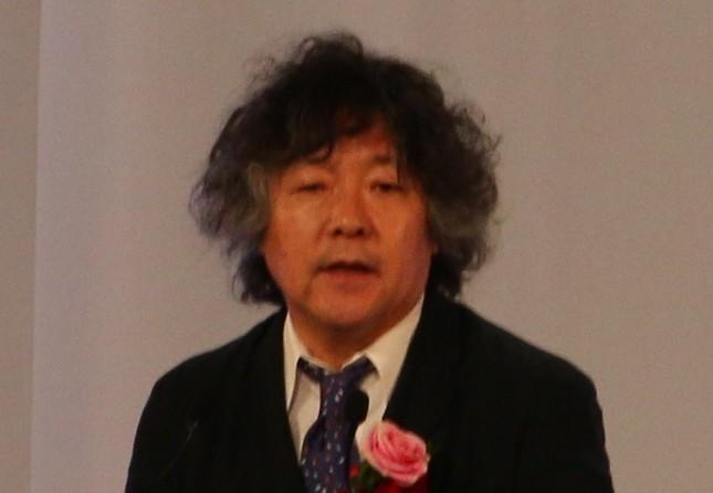 茂木健一郎さん(2016年撮影)