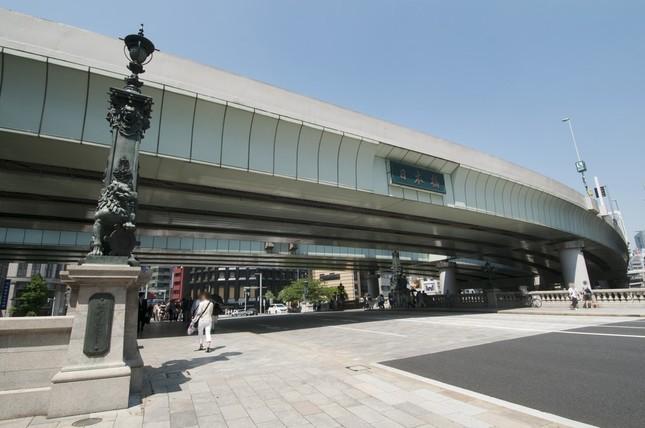 様変わりを遂げつつある日本橋エリア
