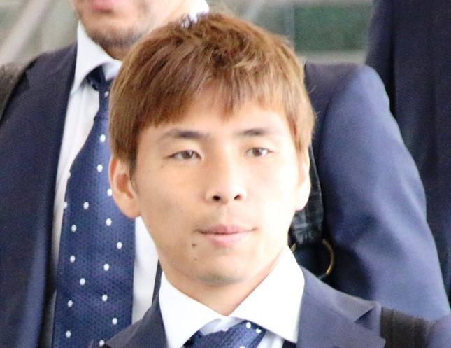乾貴士選手(写真は2018年6月撮影)