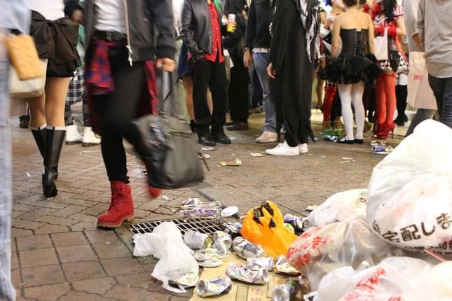 渋谷のハロウィンは、どうなるべきなのか(2015年撮影)