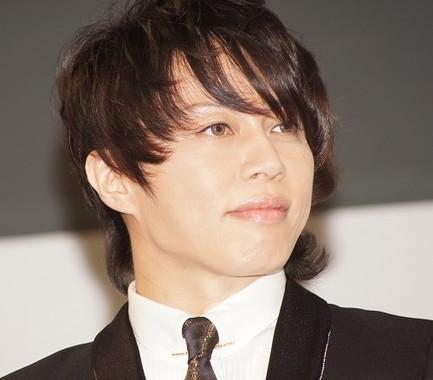 西川貴教さんに翼が(2013年9月撮影)