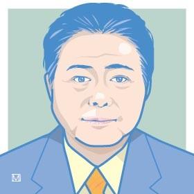 膀胱全摘手術を受けると表明した小倉さん
