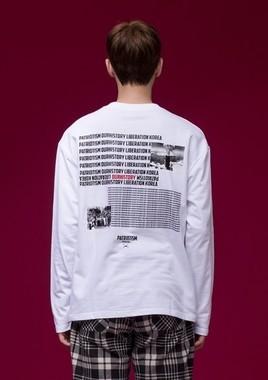 物議を醸した「原爆Tシャツ」(画像はブランド通販サイトより)