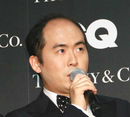 斎藤司さん(2016年11月撮影)