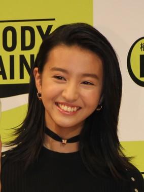 モデルのKoki,さん(写真は2018年10月撮影)