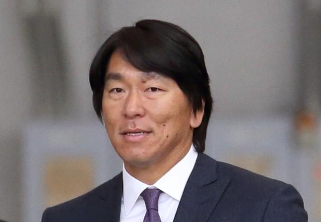 松井秀喜さん(写真は2016年撮影)