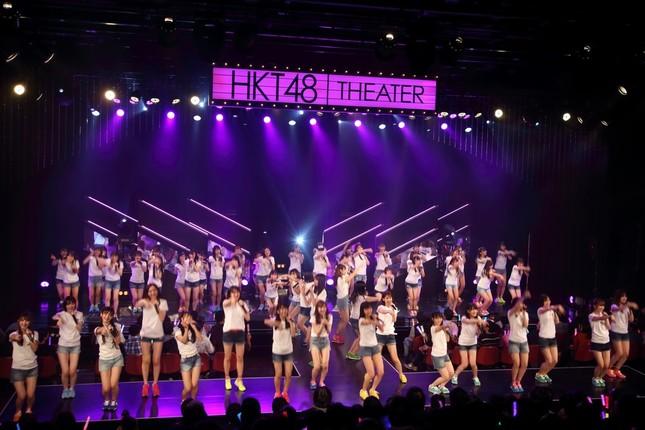 5期生の加入でHKT48のメンバーは63人になった