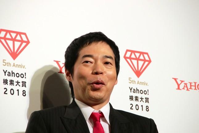 今田耕司さん(写真は2018年12月5日撮影)