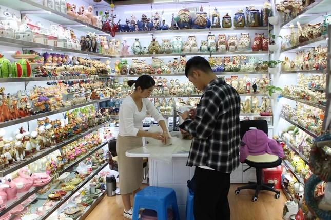 世界中から日用雑貨バイヤーが集まる浙江省義烏市の市場。対米関係悪化の影響を受けている