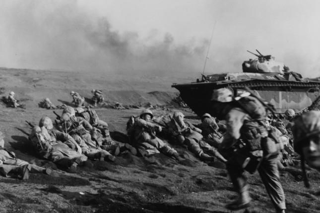 硫黄島の戦いは、本土決戦への態勢を整えるための玉砕戦だった