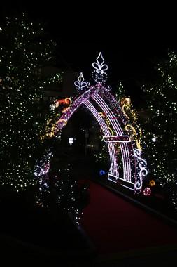 平成最後のクリスマスイルミネーション