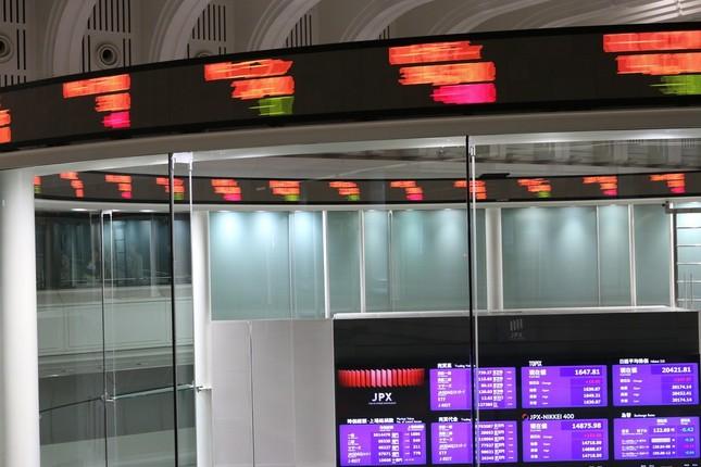 株価好調の背景は(画像はイメージ)