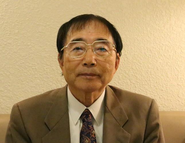 早稲田大学名誉教授・大槻義彦さん