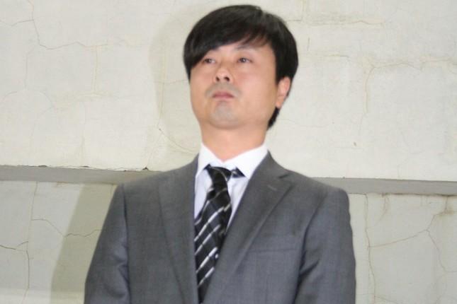 次長課長・河本準一さん(2012年5月撮影)