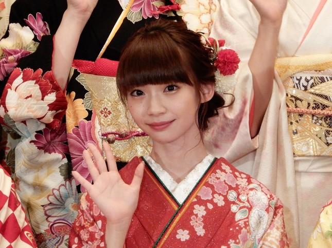 NGT48の荻野由佳さんは2019年の選抜総選挙で「できるならば、ナンバーワンを目指したいです」と宣言した