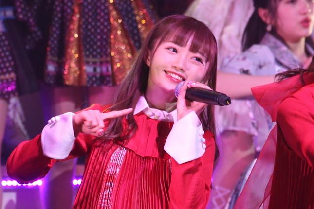 中井りかさん(2019年1月撮影)