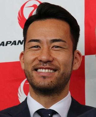主将、DFリーダーとして日本代表を支える吉田麻也(2018年撮影)