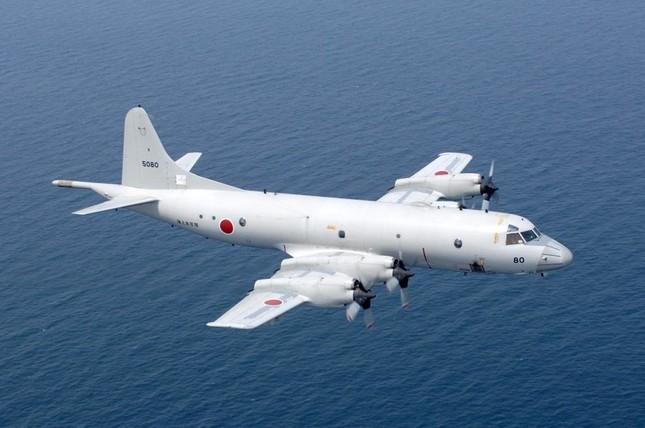 日本の哨戒機は本当に「威嚇飛行」をしたのか(写真は海上自衛隊ウェブサイトから)