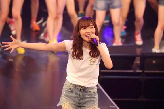 HKT48の指原莉乃さん。2019年4月に卒業コンサートを開く(18年11月撮影)