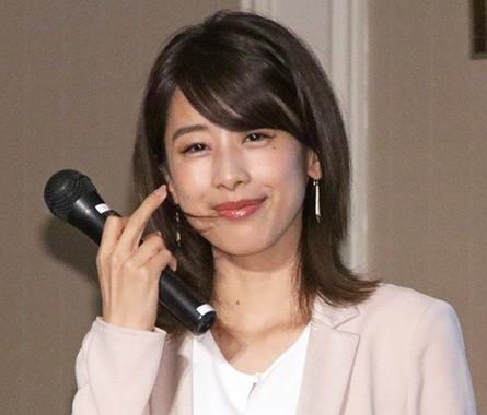 加藤綾子アナウンサー(2016年撮影)