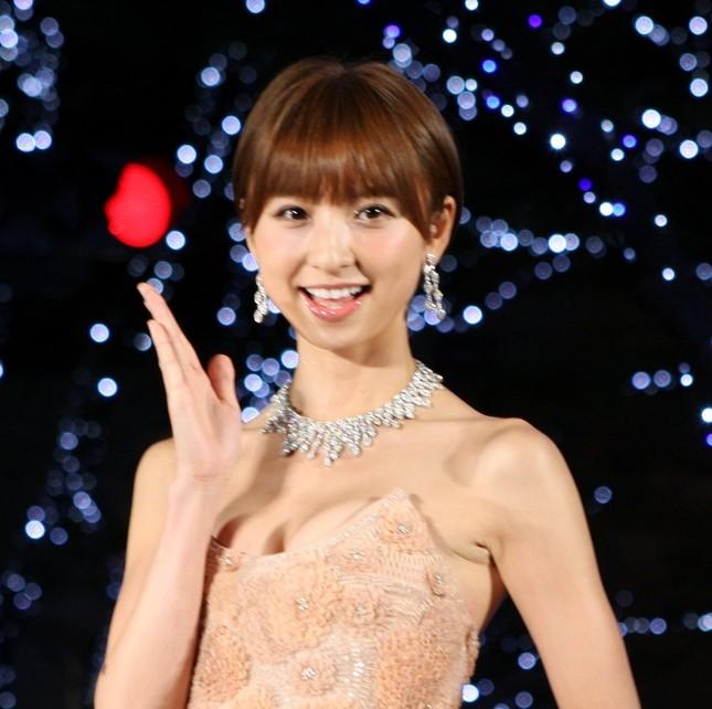 結婚を発表した篠田麻里子さん(2011年撮影)