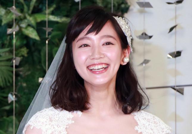 吉岡里帆さん(2017年撮影)
