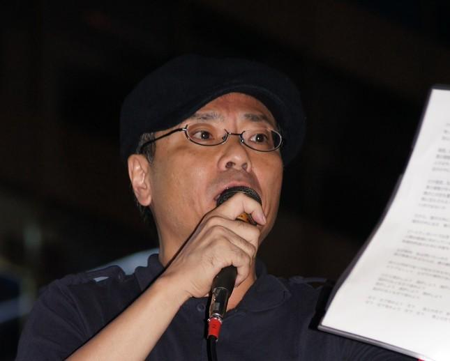 いとうせいこうさん(2011年撮影)