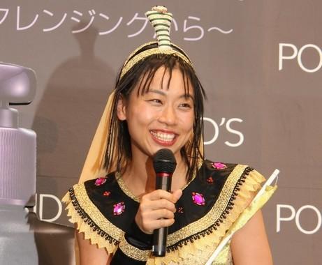 いとうあさこさん(2009年撮影)