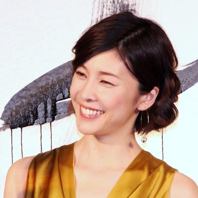竹内結子さん(2015年撮影)