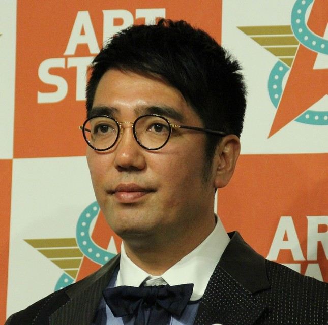 小木博明さん(2017年撮影)