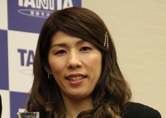 吉田沙保里さん(写真は2016年撮影)