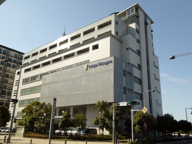 瀧被告が拘留されていた東京湾岸署