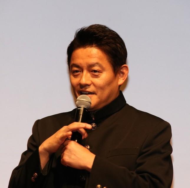 井戸田潤さん(2018年撮影)