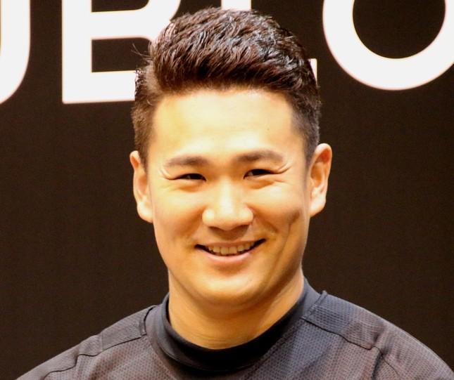田中将大投手(写真は2016年撮影)