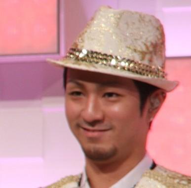 2010年、NHK紅白歌合戦のリハーサルにて撮影