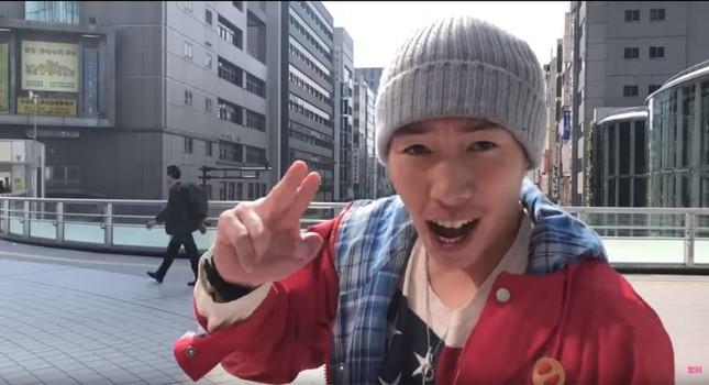 謝罪動画(ジョー氏のユーチューブチャンネルより)
