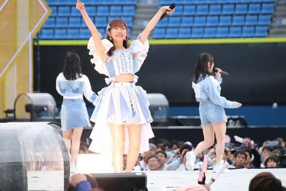 HKT48・指原莉乃さん(2019年4月撮影)
