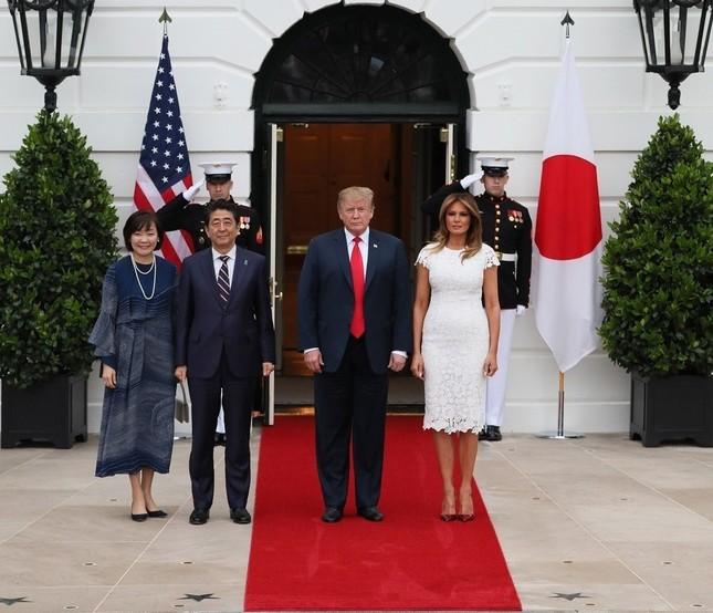 首相官邸公式サイト(http://www.kantei.go.jp/jp/98_abe/actions/201904/26usa.html)より。編集部で一部編集