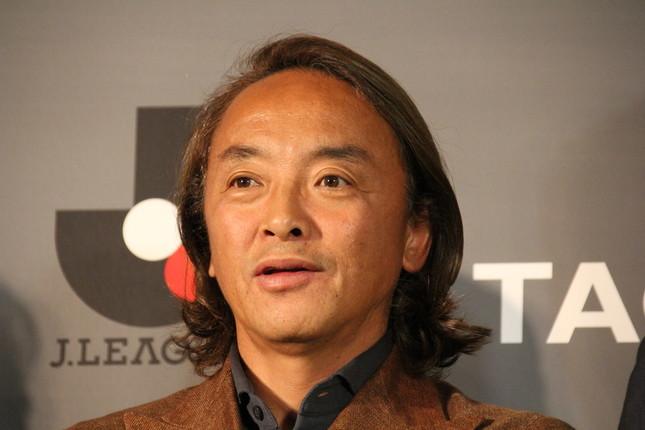 番組に出演した元サッカー日本代表の北澤豪氏