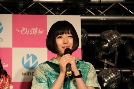 夢眠ねむさん(2014年5月撮影)