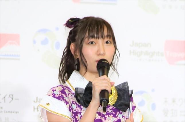 須田亜香里さん(2017年撮影)