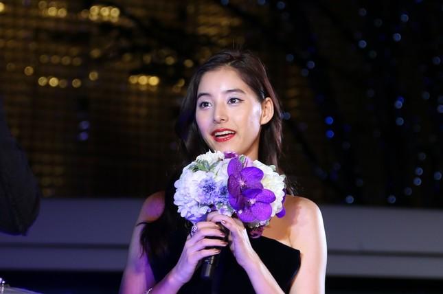 新木優子さん(2018年11月撮影)。モー娘。を始めハロプロファン