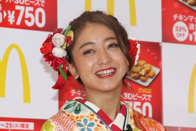 みちょぱさんこと池田美優さん