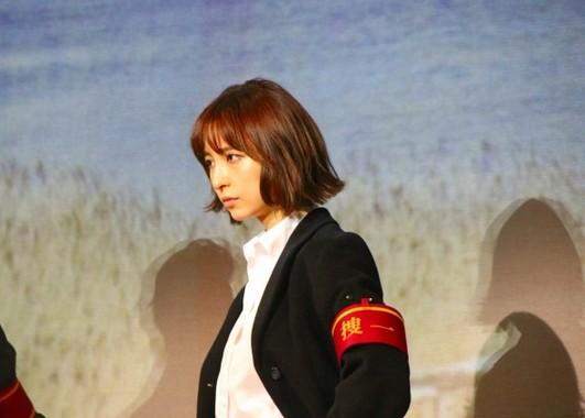 雪平夏見を演じる篠田麻里子さん