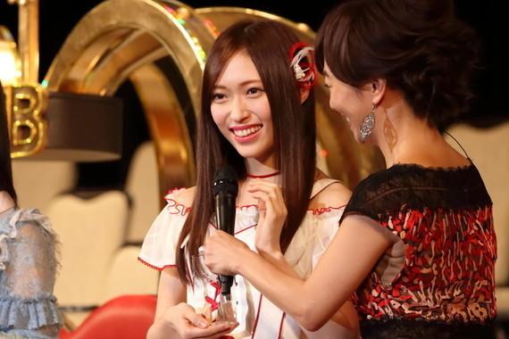 NGT48を卒業した山口真帆さん(撮影はNGT時代の2017年6月)