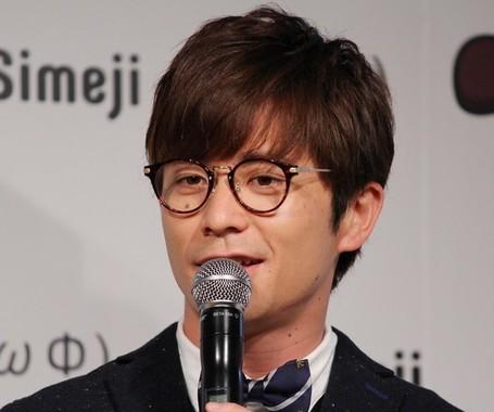 藤森慎吾さん(2015年10月撮影)